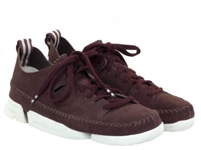 Полуботинки для женщин Clarks Trigenic Flex. 2612-5836 брендовая обувь, 2017