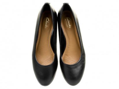 Туфли для женщин Clarks Vendra Bloom 2612-0076 брендовая обувь, 2017
