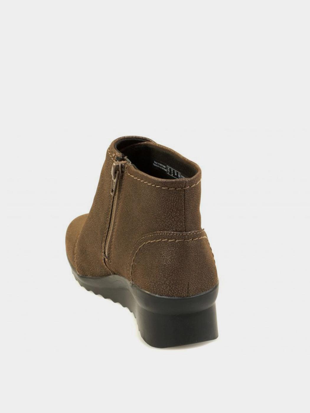 Ботинки женские Clarks Caddell Rush OW4118 купить обувь, 2017