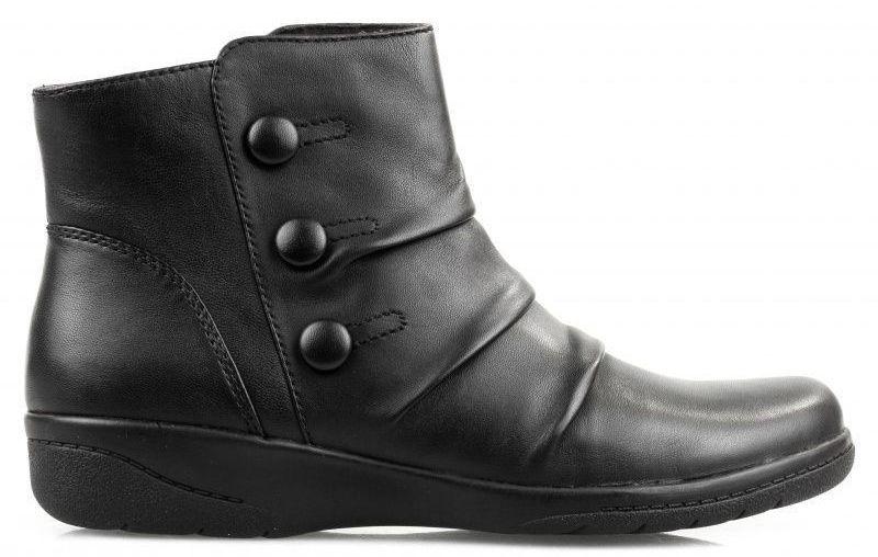Ботинки женские Clarks Cheyn Anne OW4122, Черный  - купить со скидкой