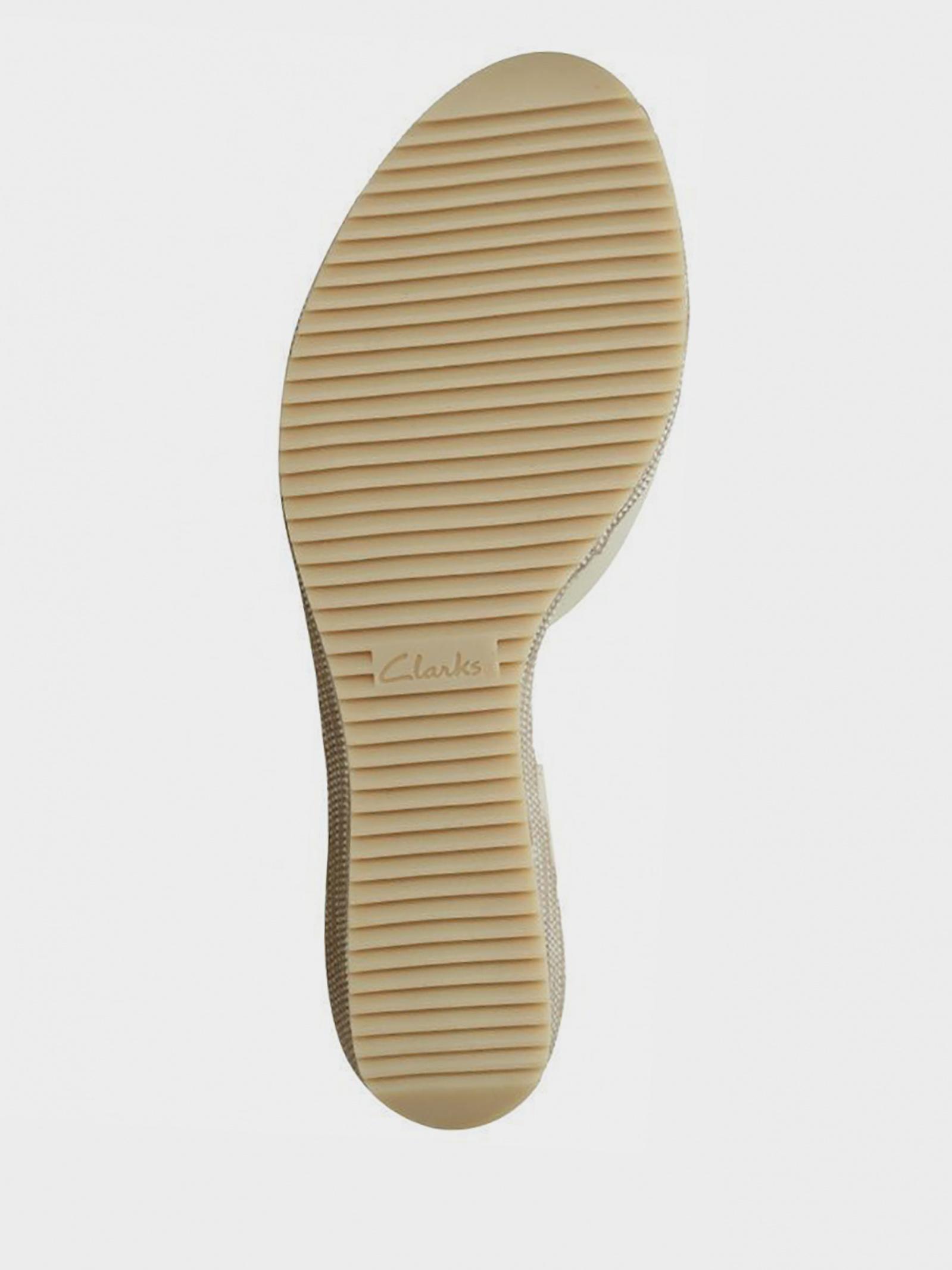 Босоніжки  для жінок Clarks 2613-0955 модне взуття, 2017