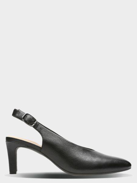 Купить Босоножки женские Clarks Calla Violet OW4162, Черный
