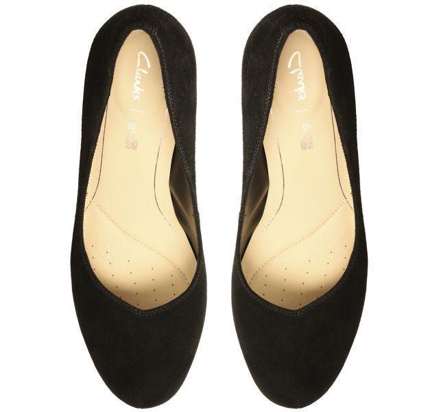 Туфли женские Clarks Dalia Rose OW4163 брендовая обувь, 2017