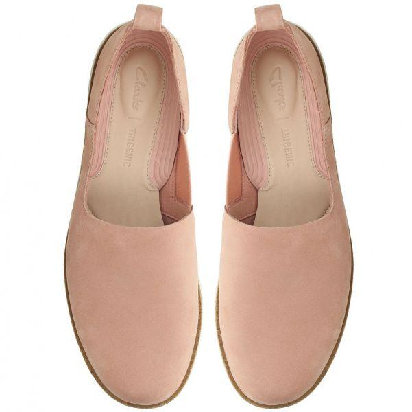 Слипоны женские Clarks Tri Curve OW4231 брендовая обувь, 2017