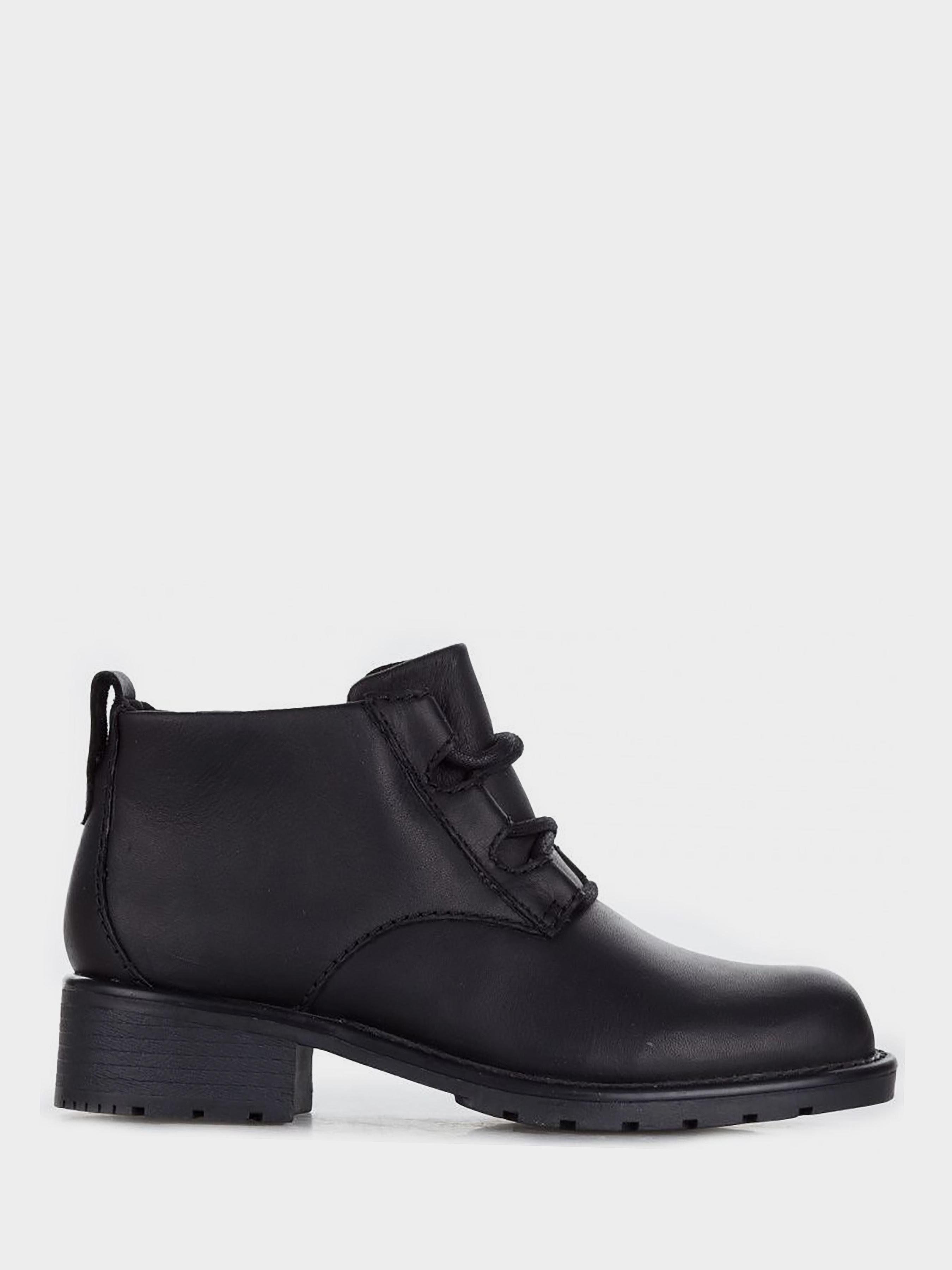 Купить Ботинки женские Clarks Orinoco Oaks OW4252, Черный