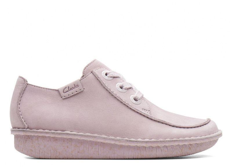 Купить Полуботинки женские Clarks Funny Dream OW4255, Розовый
