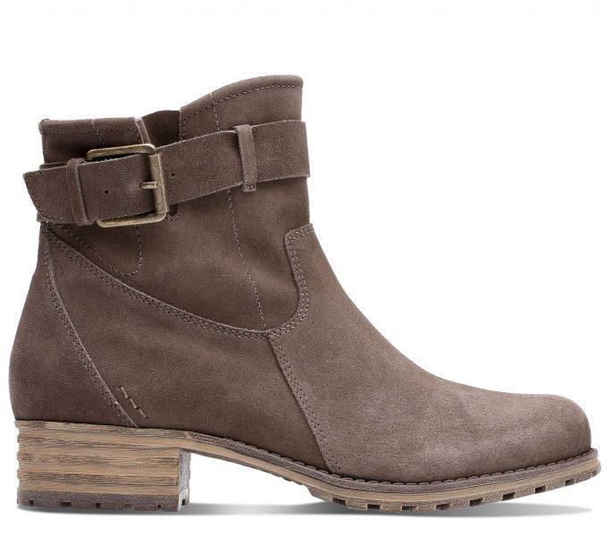 Купить Ботинки женские Clarks Marana Amber OW4280, Серый
