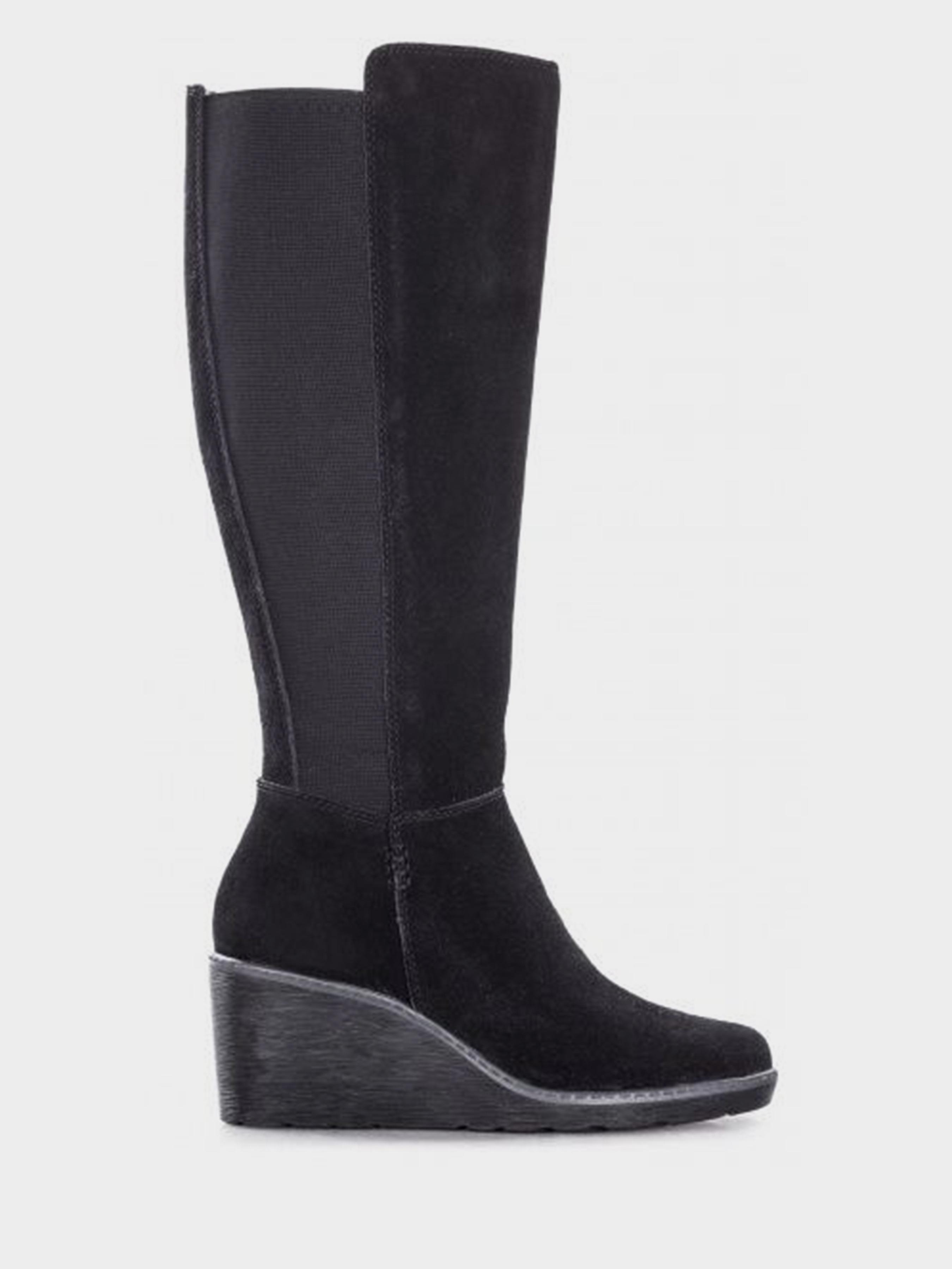 Купить Ботинки женские Clarks черевики жін. (2-9, 5) OW4283, Черный
