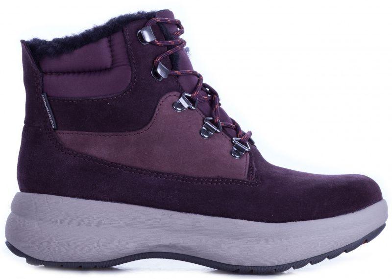 Ботинки женские Clarks Un Orbit Lace OW4284, Фиолетовый  - купить со скидкой