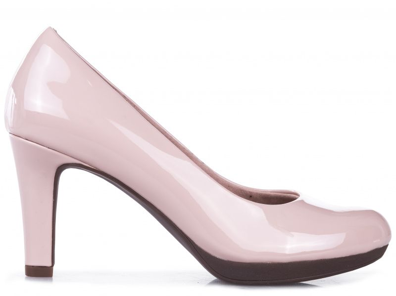 Купить Туфли женские Clarks Adriel Viola OW4295, Розовый