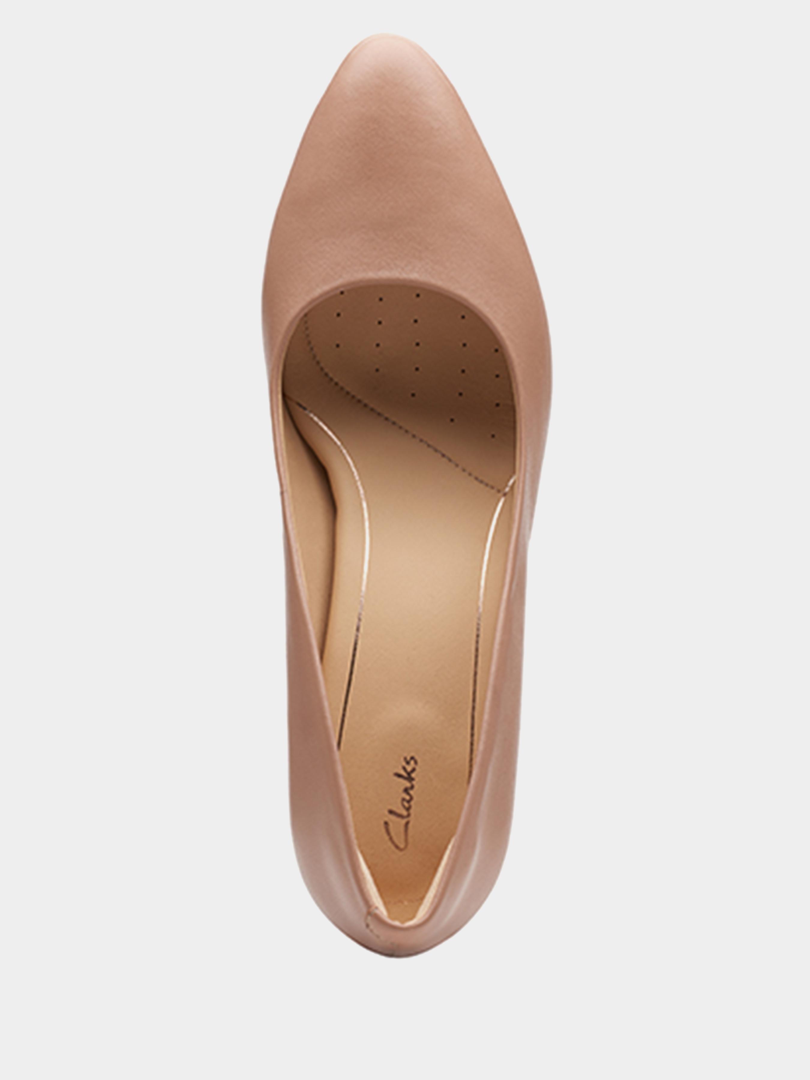 Туфли женские Clarks туфлі жін.(2-9,5 OW4296 смотреть, 2017
