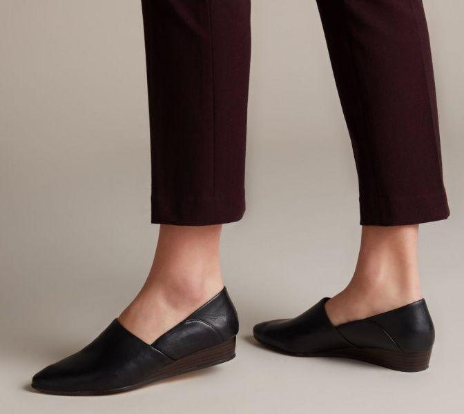 Туфли женские Clarks Sense May OW4341 брендовая обувь, 2017