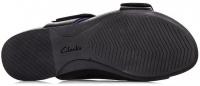 Шльопанці  для жінок Clarks Bright Deja 2614-0190 брендове взуття, 2017