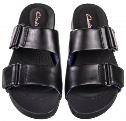 Шльопанці  для жінок Clarks Bright Deja 2614-0190 модне взуття, 2017