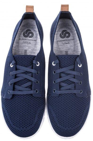 Полуботинки для женщин Clarks Step AllenaSun OW4363 брендовая обувь, 2017