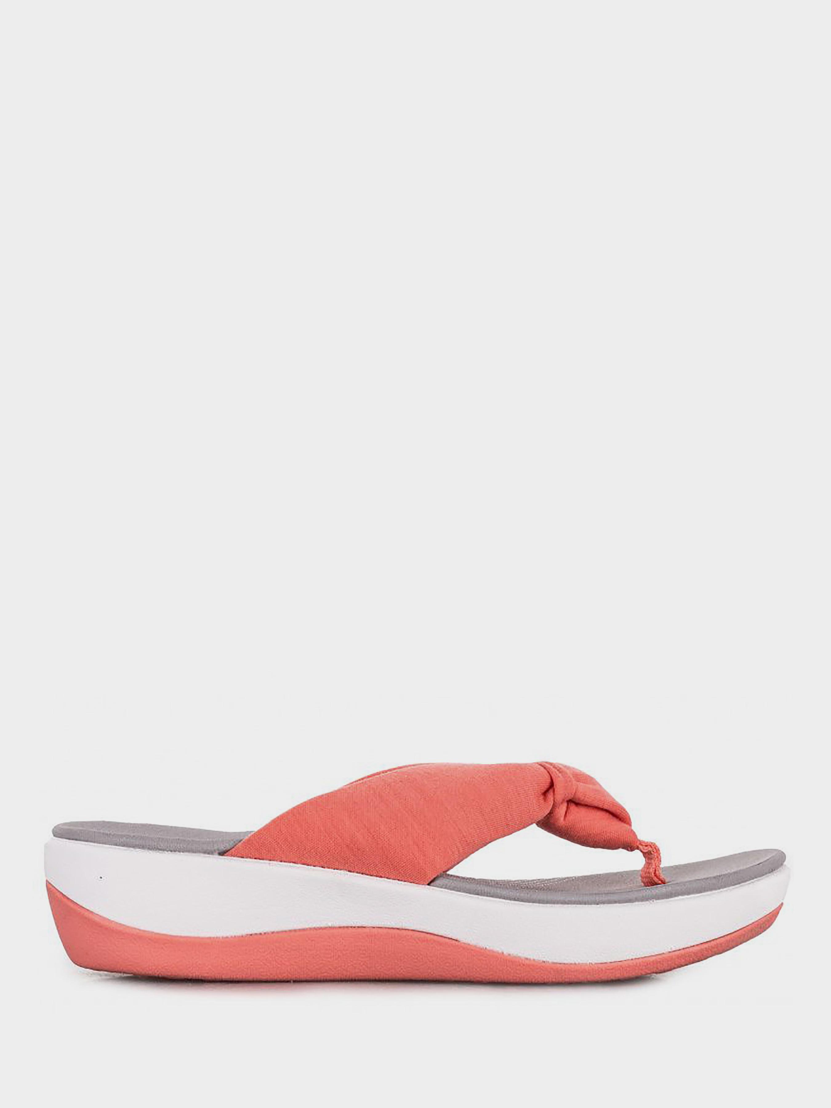 Шлёпанцы женские Clarks Arla Glison OW4378 размеры обуви, 2017