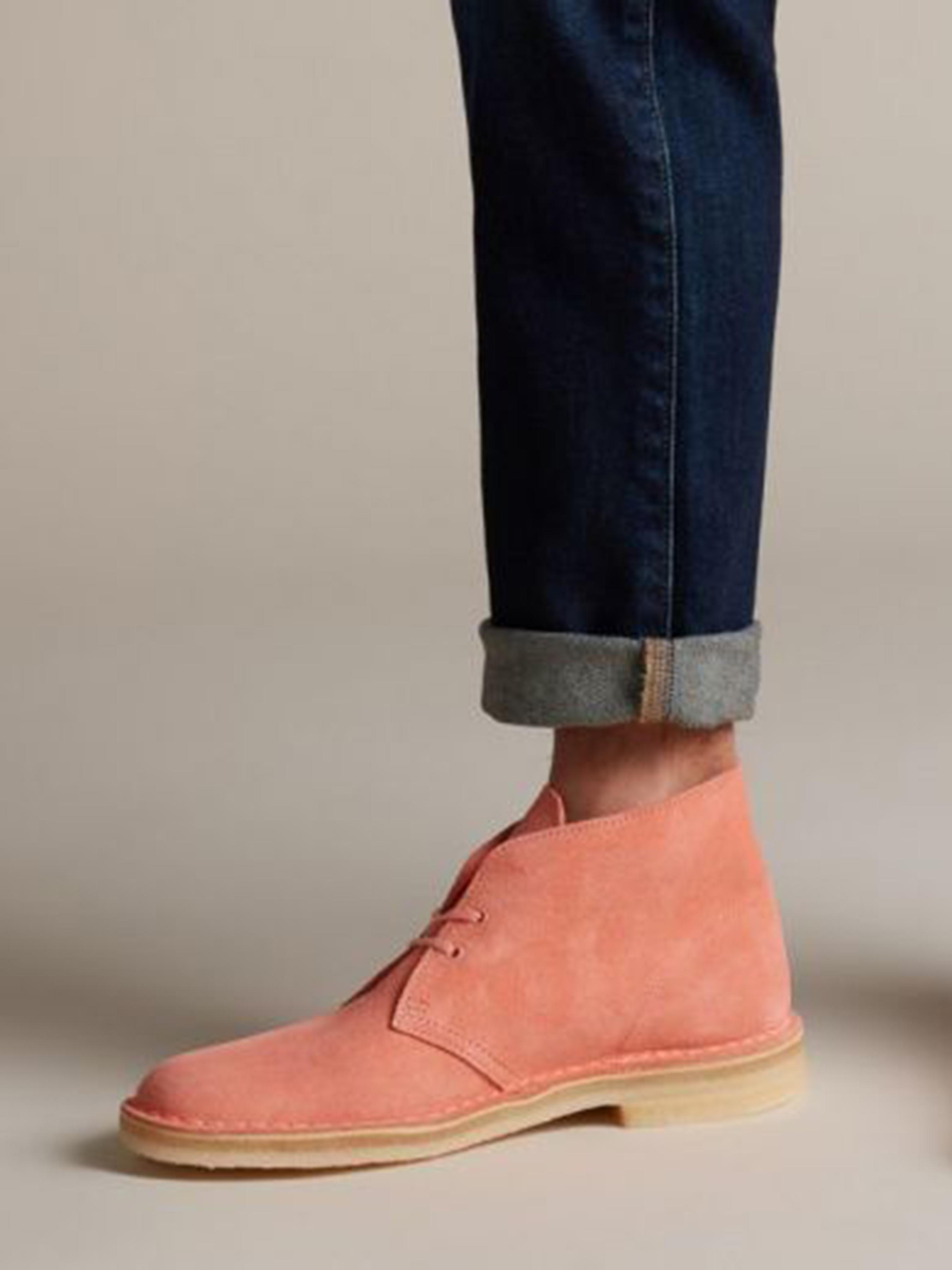 Ботинки для женщин Clarks Desert Boot. OW4391 продажа, 2017