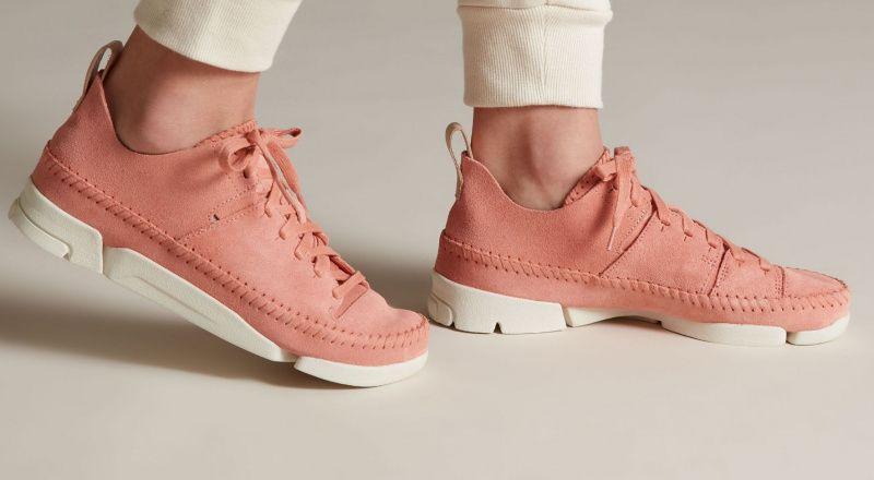 Полуботинки женские Clarks Trigenic Flex. OW4393 цена обуви, 2017
