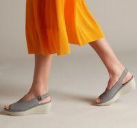 Босоножки для женщин Clarks Reedly Shaina OW4395 цена обуви, 2017