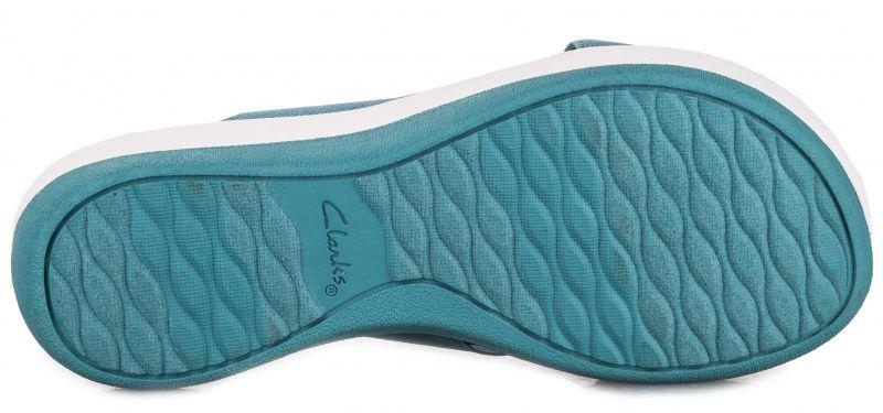 Шлёпанцы женские Clarks Arla Elin OW4401 размеры обуви, 2017