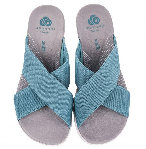 Шлёпанцы женские Clarks Arla Elin OW4401 купить обувь, 2017
