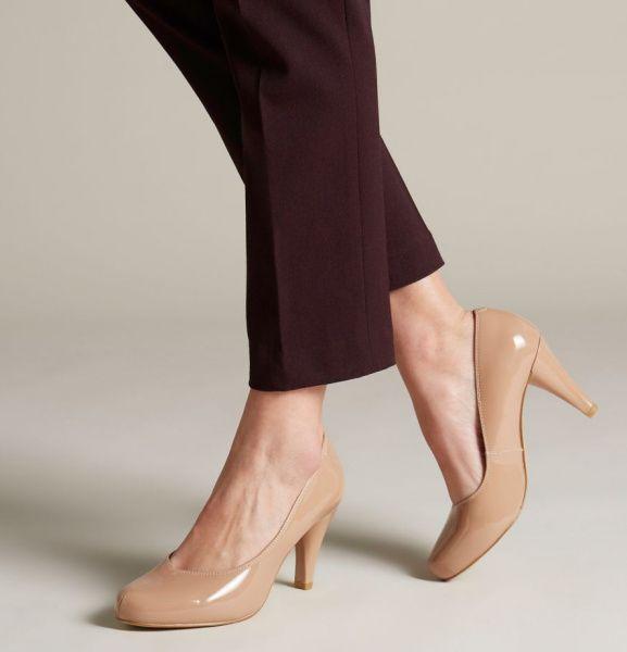 Туфли женские Clarks Dalia Rose OW4411 размеры обуви, 2017