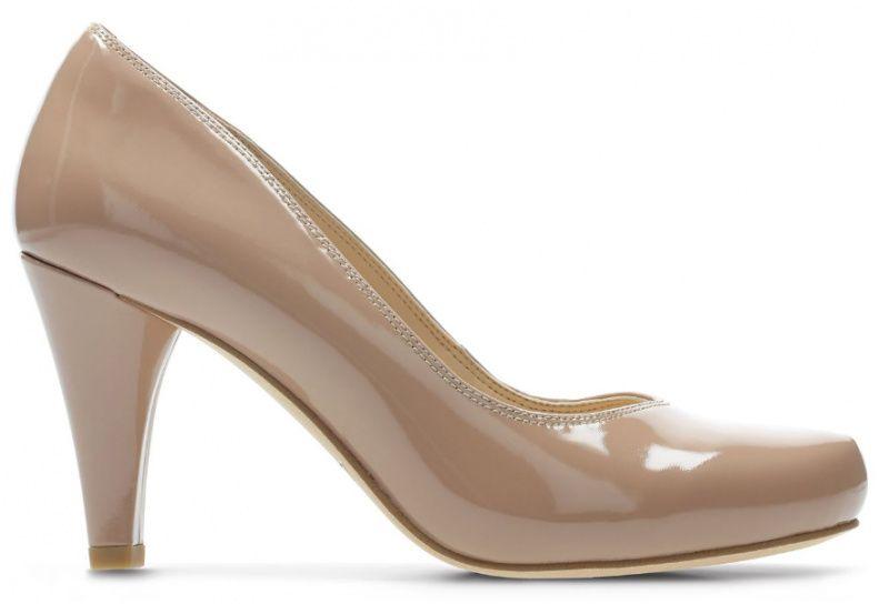 Туфли женские Clarks Dalia Rose OW4411 модная обувь, 2017