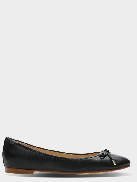Купить Балетки женские Clarks Grace Lily OW4415, Черный