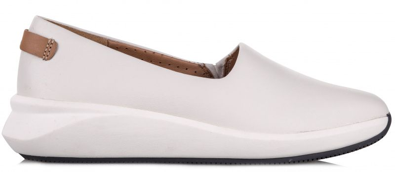 Купить Cлипоны женские Clarks Un Rio Step OW4435, Белый
