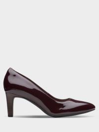 Туфли женские Clarks Calla Rose OW4443 модная обувь, 2017