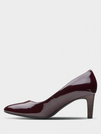 Туфлі-човники Clarks Calla Rose модель 2614-5112 — фото 2 - INTERTOP