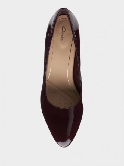 Туфлі-човники Clarks Calla Rose модель 2614-5112 — фото 5 - INTERTOP