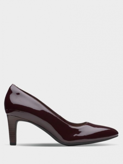 Туфлі-човники Clarks Calla Rose модель 2614-5112 — фото - INTERTOP