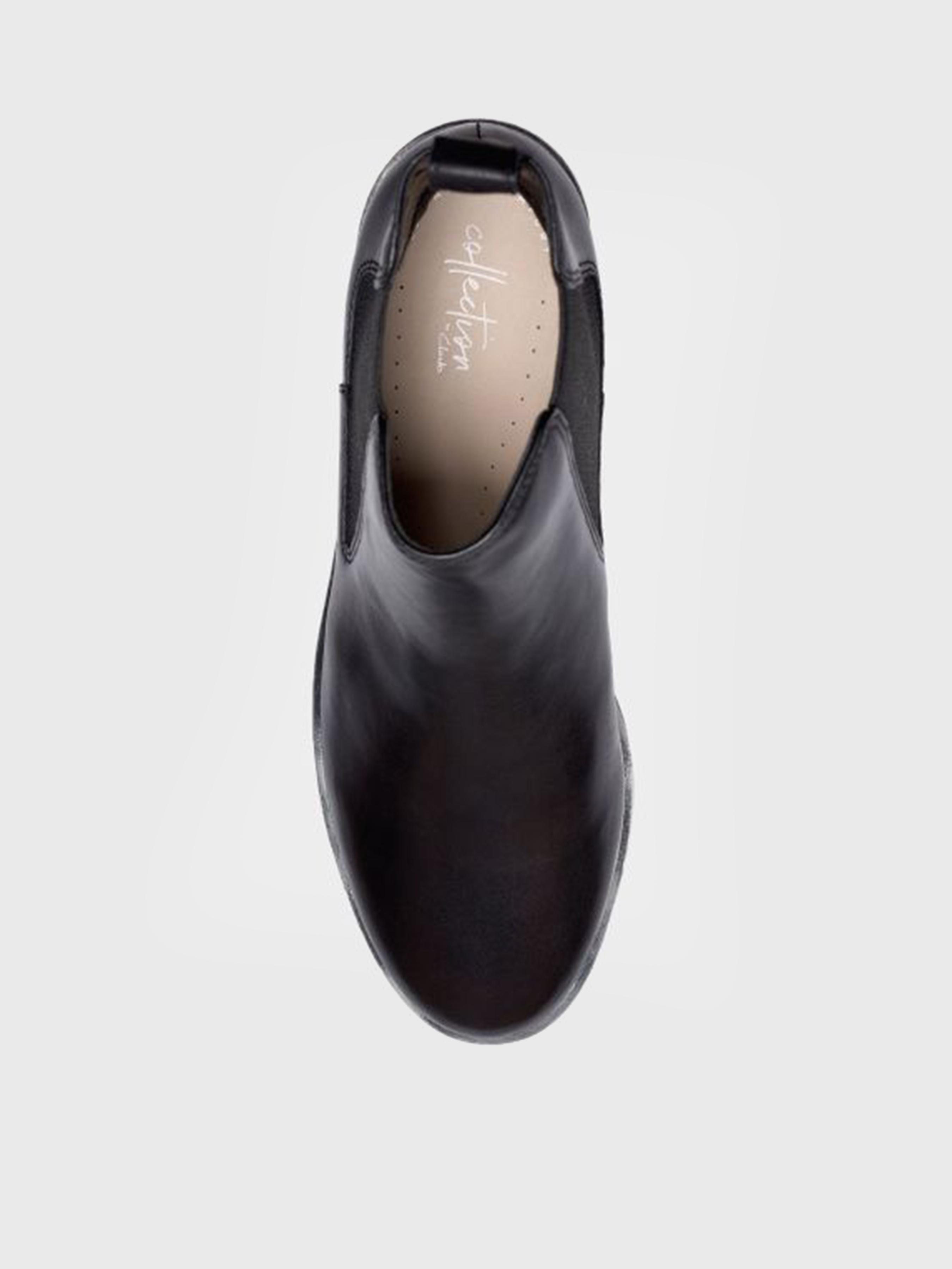 Ботинки для женщин Clarks Griffin Plaza OW4474 фото, купить, 2017