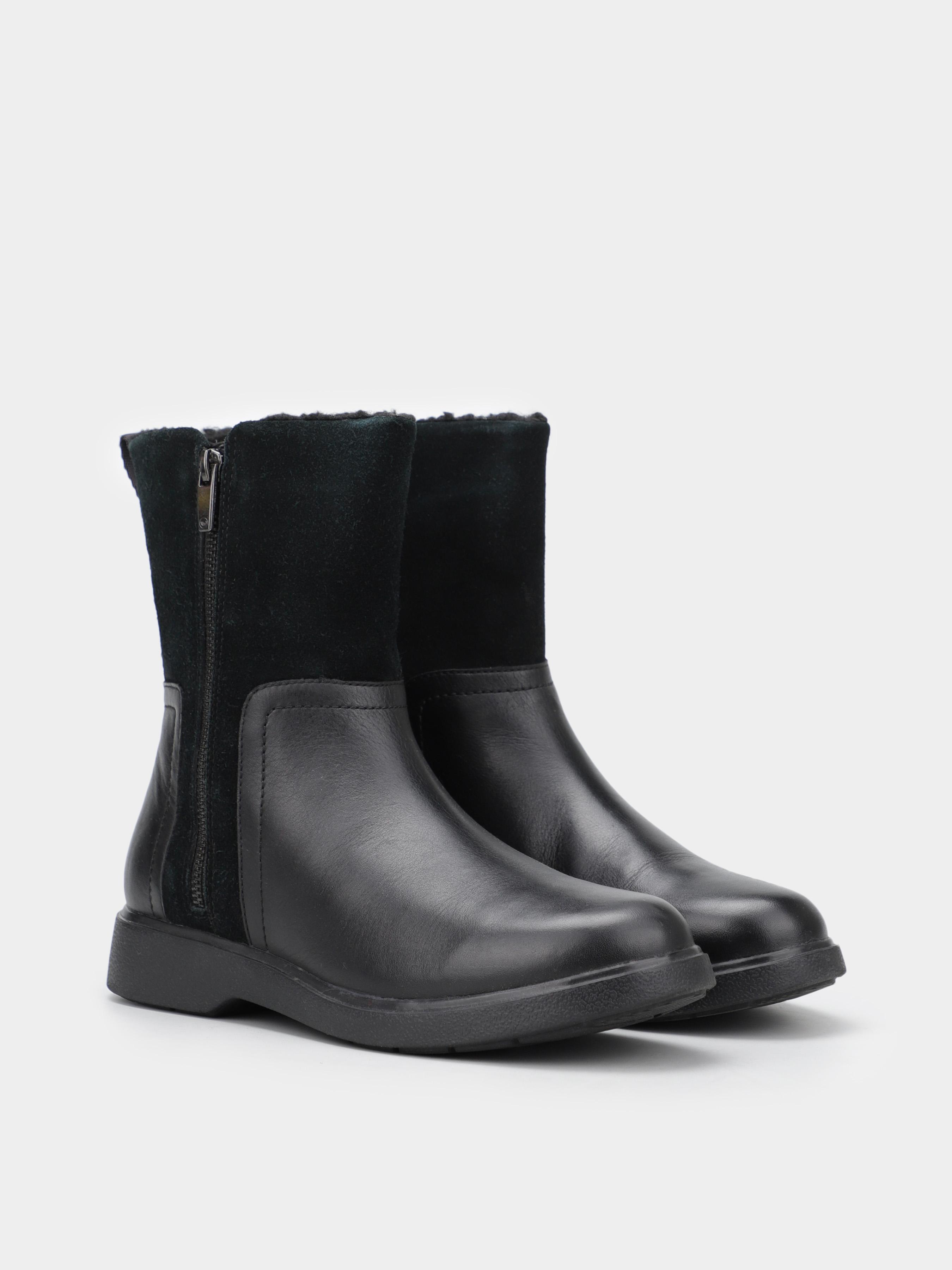 Ботинки для женщин Clarks Un Elda Mid OW4490 в Украине, 2017