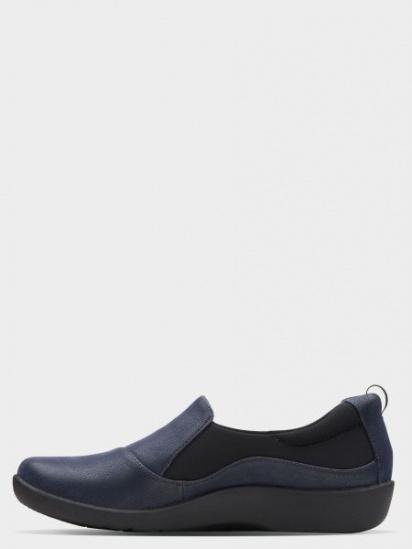 Cлипоны женские Clarks Sillian Paz OW4502 размеры обуви, 2017