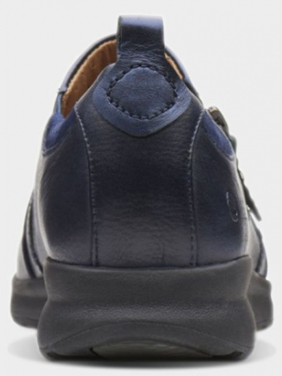 Напівчеревики Clarks Un Adorn Zip модель 2613-8355 — фото 3 - INTERTOP