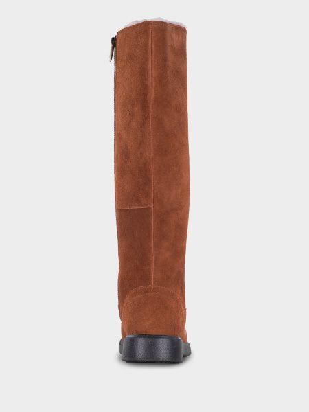 Сапоги женские Clarks Un Elda Hi OW4552 брендовая обувь, 2017