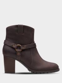 Ботинки женские Clarks Verona Rock OW4562 брендовая обувь, 2017