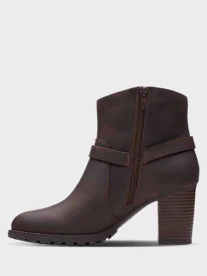 Ботинки женские Clarks Verona Rock OW4562 размеры обуви, 2017