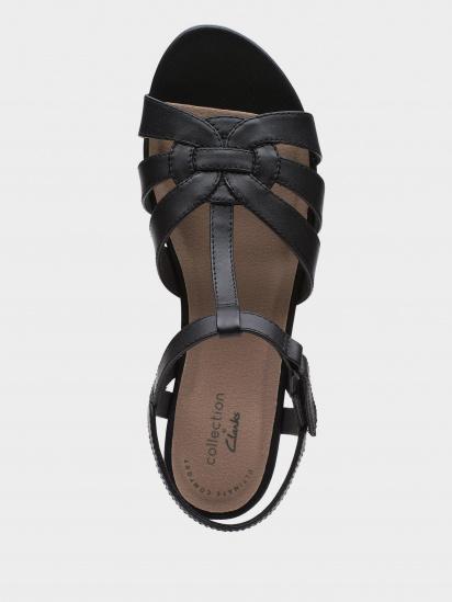 Босоніжки  для жінок Clarks Abigail Daisy 26150080 модне взуття, 2017