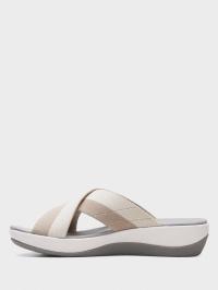 Шльопанці  жіночі Clarks 2614-9531 розміри взуття, 2017