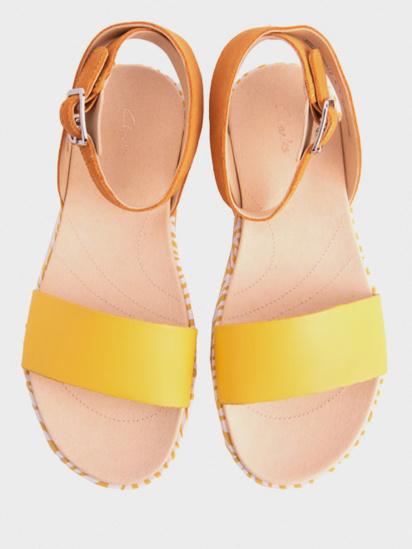 Сандалі  жіночі Clarks 2615-0471 розміри взуття, 2017