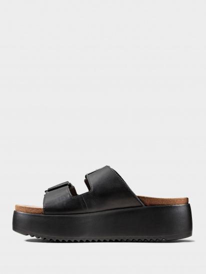 Шльопанці  для жінок Clarks 2614-7519 модне взуття, 2017