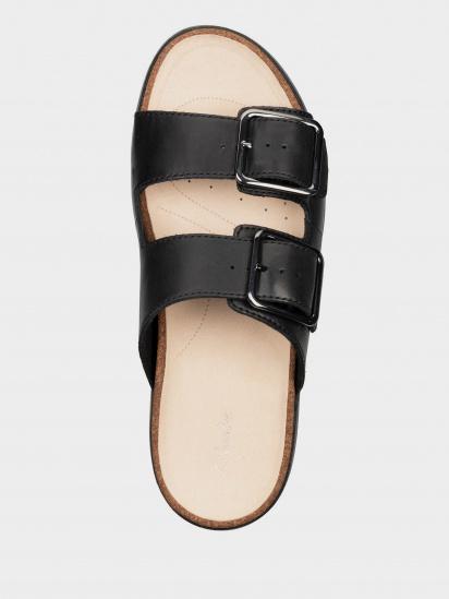 Шльопанці  для жінок Clarks 2614-7519 брендове взуття, 2017