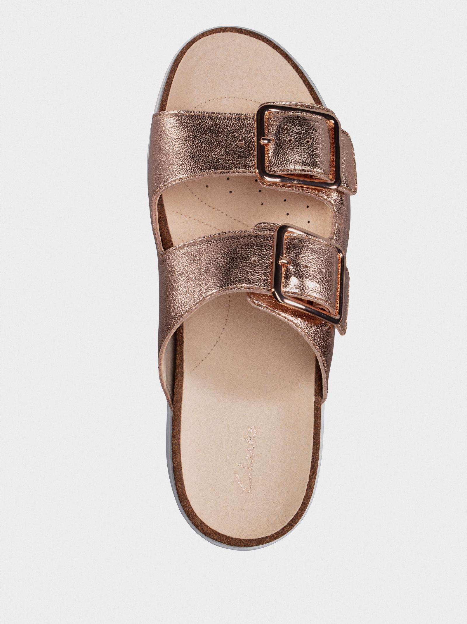 Шльопанці  для жінок Clarks 26147520 брендове взуття, 2017