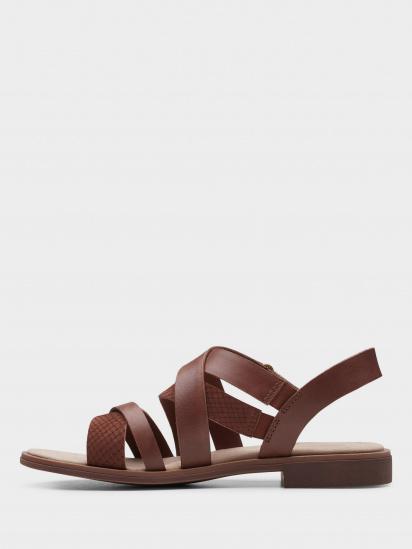 Сандалі  жіночі Clarks Declan Mix 26149792 купити взуття, 2017