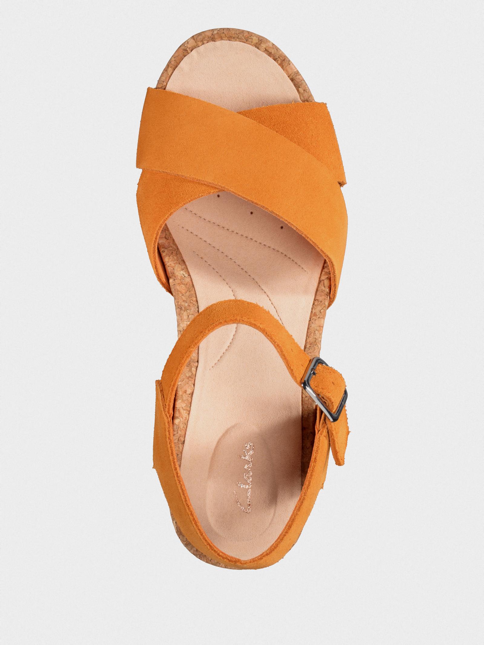 Босоніжки  для жінок Clarks 26150434 брендове взуття, 2017