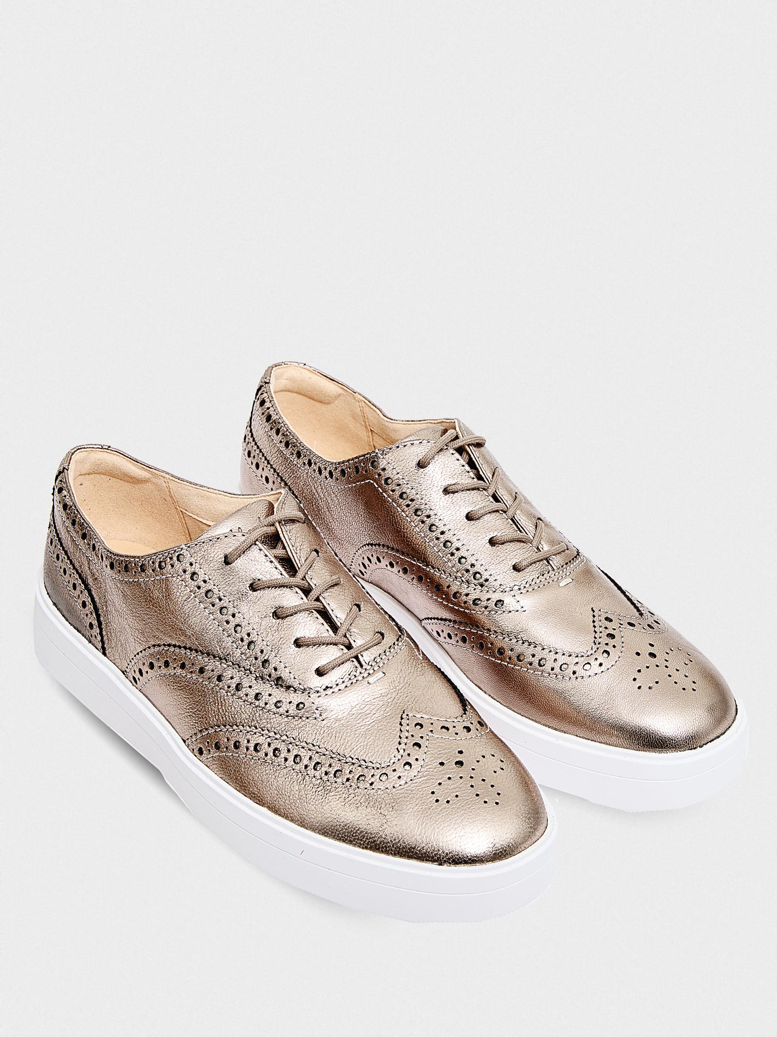 Полуботинки женские Clarks Hero Brogue. 2614-9391 цена обуви, 2017