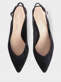 Босоніжки  для жінок Clarks 2614-7735 купити взуття, 2017